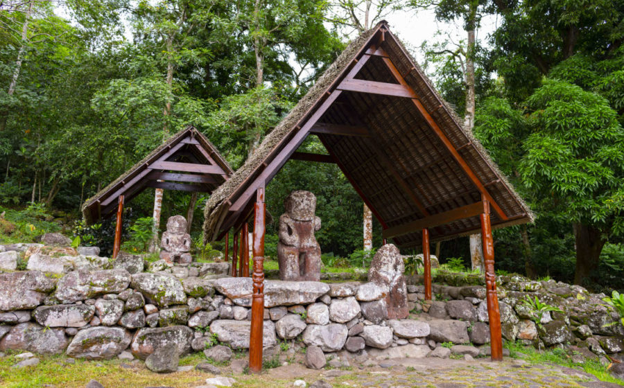 sanctuaire de tiki
