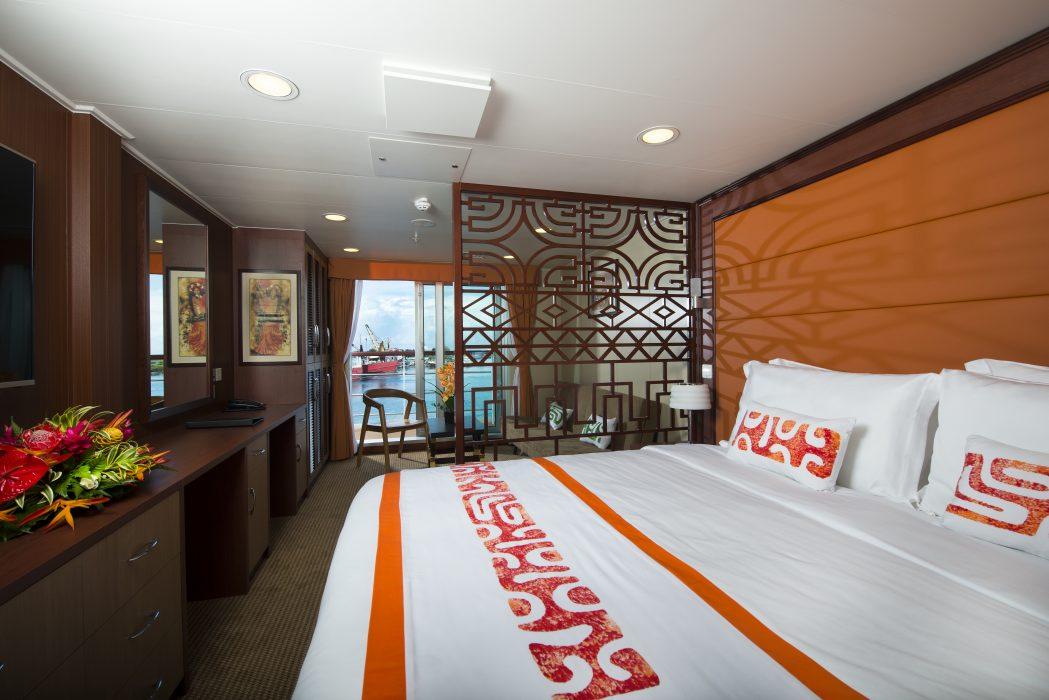 double room cabin polynesian cruise