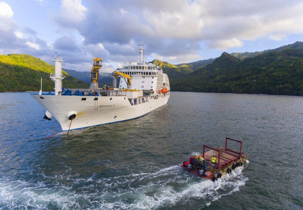 Aranui freight Marquesas Islands cruise