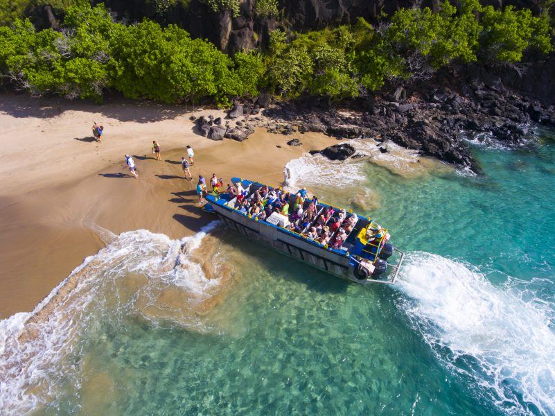 tourism stopover in the Marquesas Islands