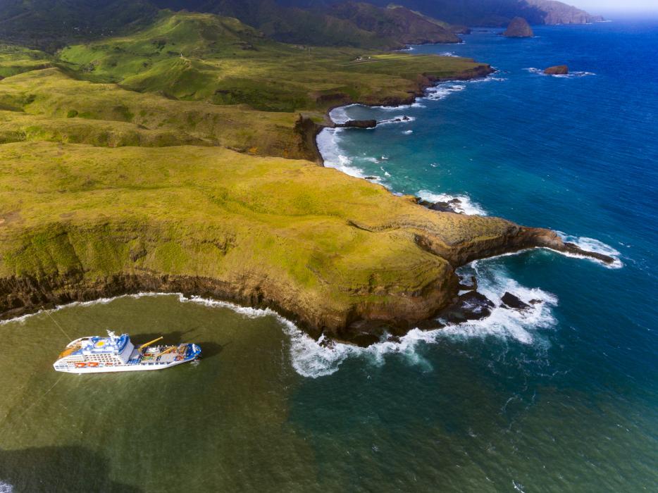 Ua Huka paysage