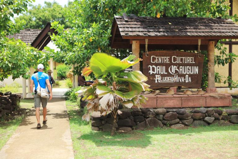 centre culturel paul bauguin iles marquises