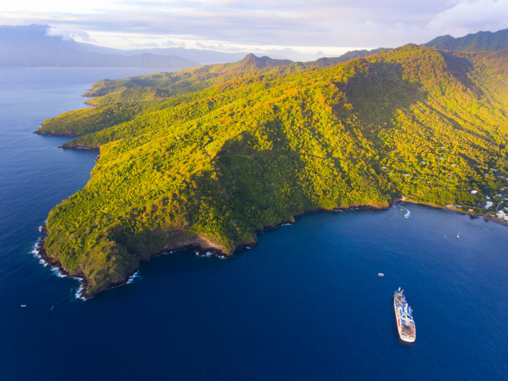 aranui 5 Marquesas-Inseln Abenteuer-Kreuzfahrt