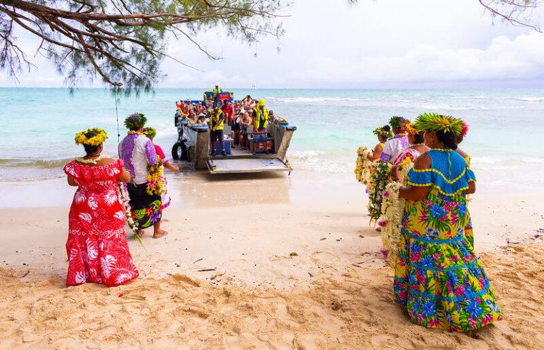 îles marquises ceremonie mana