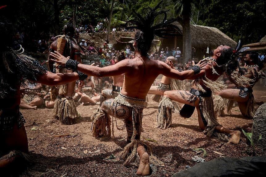 Das Marquesas Arts & Culture Festival